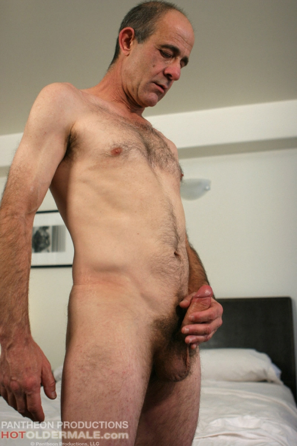 Mature Solo Male Masturbation