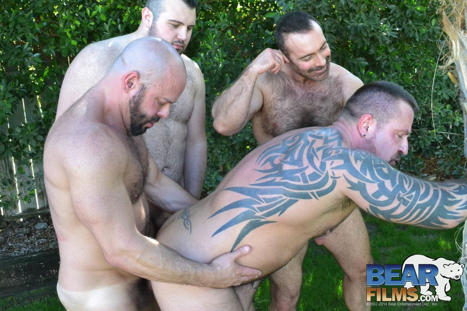 Marc angelo and wade cashen bear films gay porn tube-3035